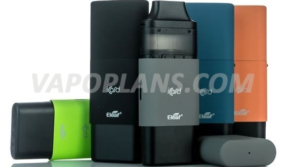 Kit 15w Eleaf iCard – 13,40€ fdp in